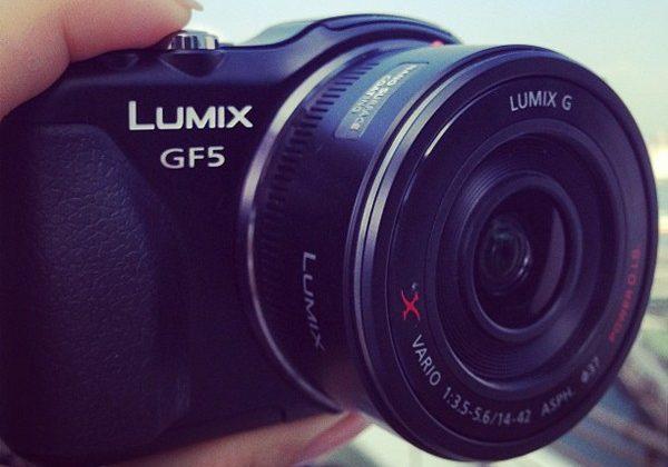 Panasonic Lumix GF5 reportedly leaked early