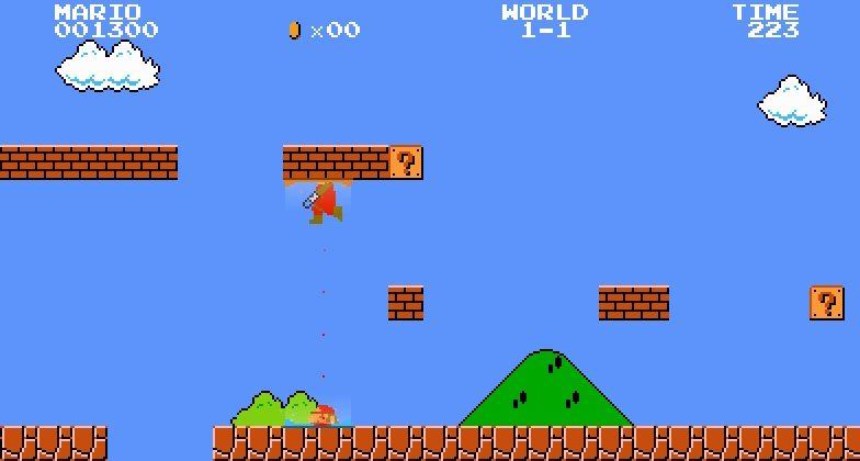 Super Mario Bros. + Portal = Mari0
