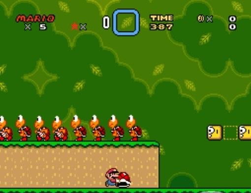 MIT scientists prove, mathematically, that Mario is hard