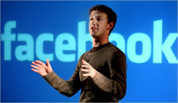 Facebook shooting for May IPO