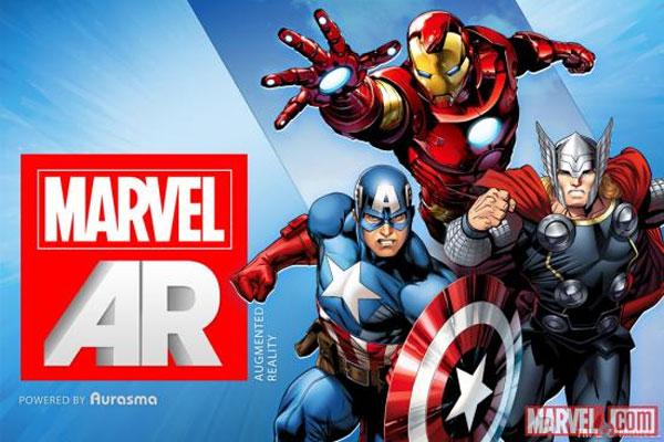 Marvel ReEvolution brings comics to the digital world