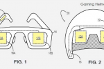 Microsoft gaming helmet revealed in patent