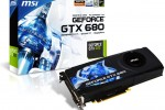 MSI GeForce GTX 680 offers easy Kepler overclocking
