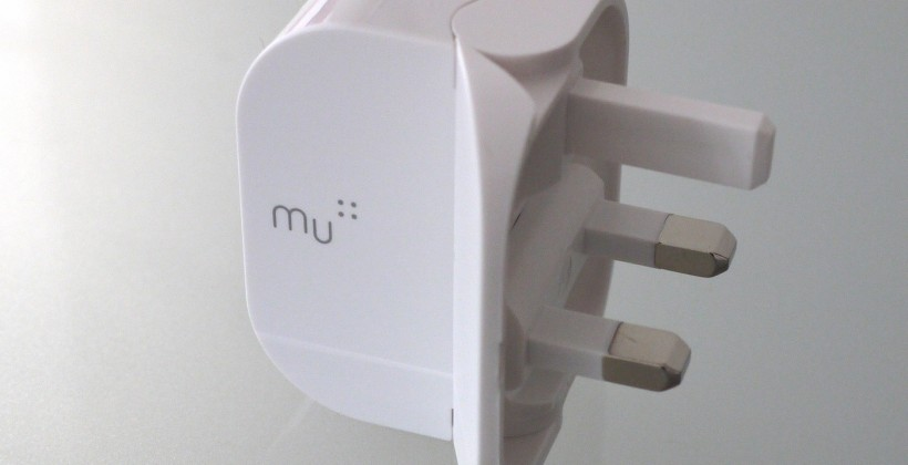 mu Folding USB Plug hands-on