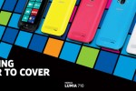 Nokia offers Lumia 710 customers free color covers