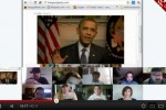 Pinterest boasts President Obama as member