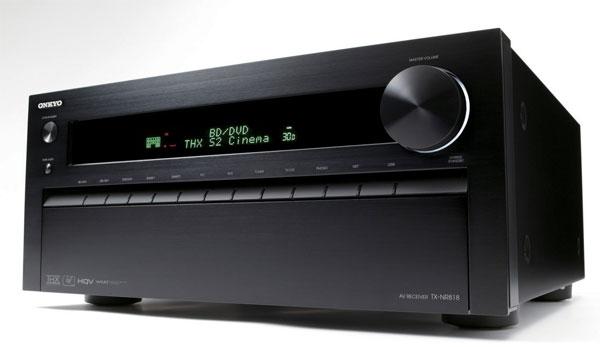 Onkyo unveils new network AV receivers