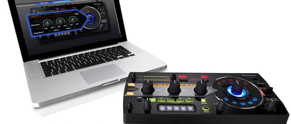 Pioneer RMX-1000 is one-stop DJ device