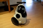Qbo robot dons ASUS 3D sensor crown for intelligent autonomy
