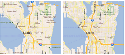Google Maps 6.5 gets HD display support - SlashGear