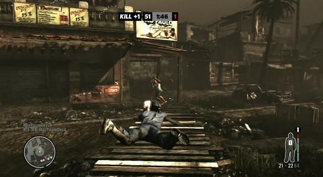 Max Payne 3 Online Multiplayer Video Demoed In Depth Slashgear
