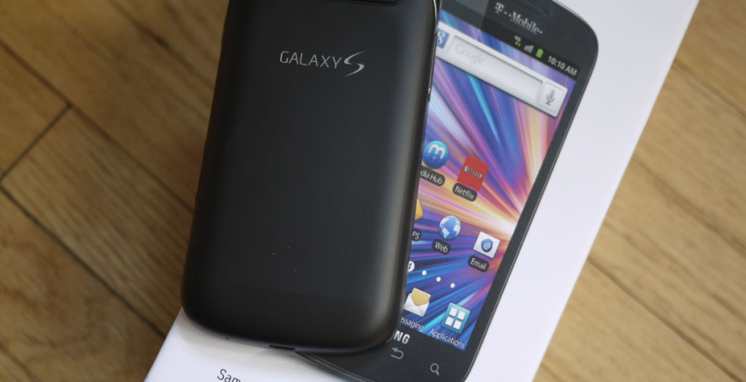 Samsung Galaxy S Blaze 4G Hands-on and Unboxing