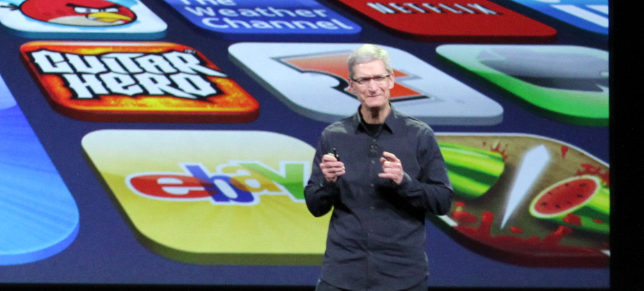 """Tim Cook visits China for """"greater investment"""""""