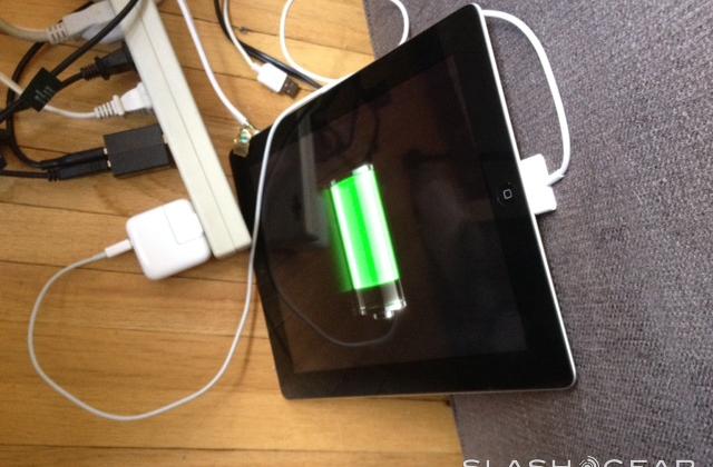 Apple VP responds to iPad Battery fervor
