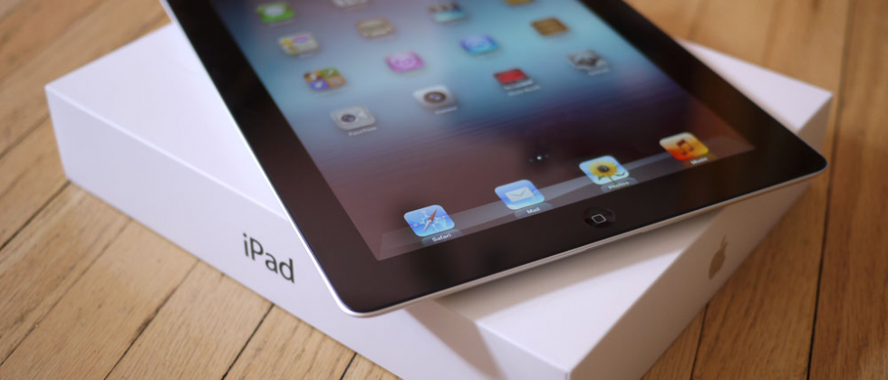iPad 3rd Gen Hands-on vs Android: Part 1