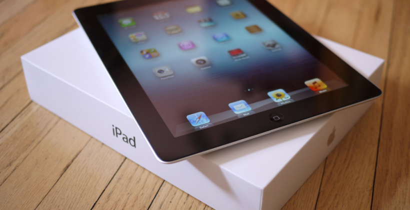 New iPad breaks 3 million sales mark