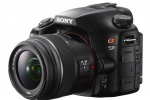 Sony Alpha A57 image leaks, rumored for this week