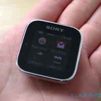 Sony SmartWatch Review - SlashGear