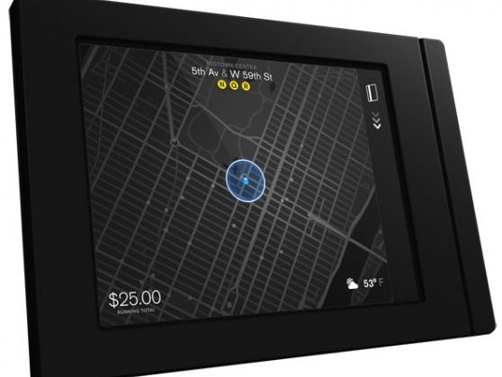 Square iPads optimized for New York cabs unveiled