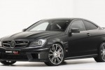 Brabus Bullit Stealth Coupe packs a punch