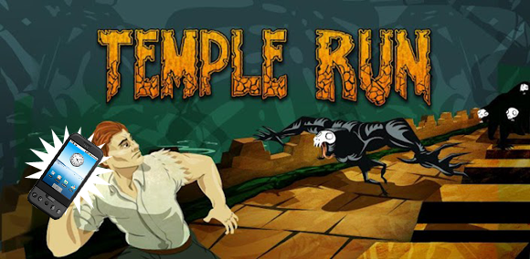Temple Run hacked for older Androids