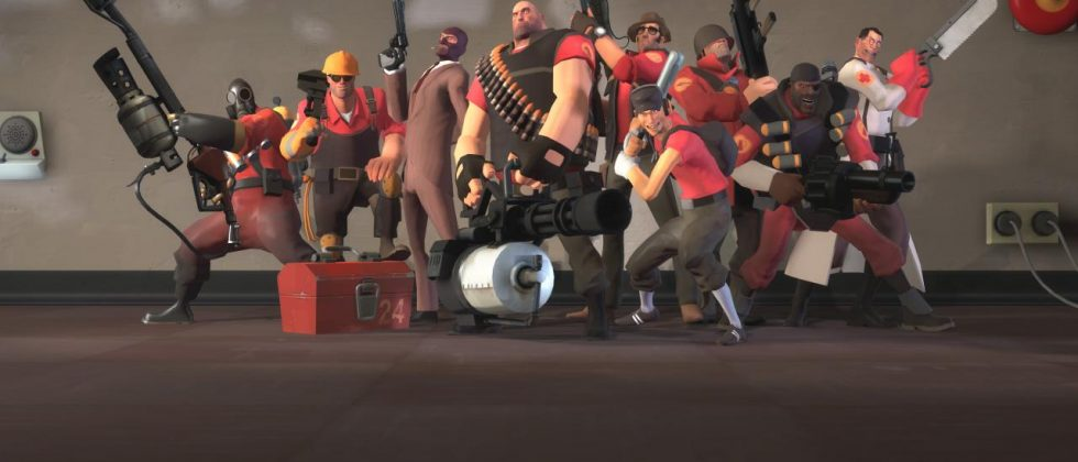 Valve Team Fortress 2 switch to free-to-play a good idea says company