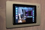 ThinkFlood motorized in-wall iPad dock hands-on
