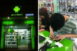 this-fake-android-store-has-a-glowing-android-logo-video