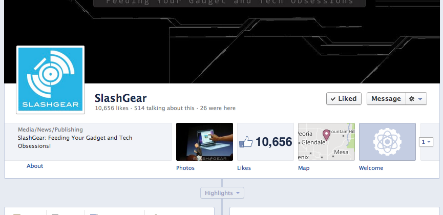 Facebook Timeline for brand Pages mandatory starting today