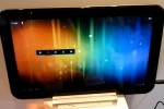 Toshiba flaunts 13.3-inch AT330 prototype ICS tablet