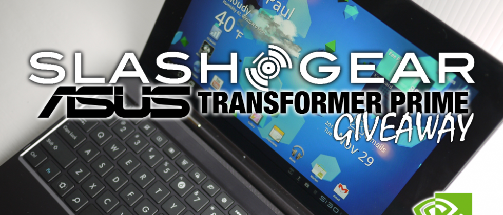 SlashGear's Transformer Prime Quad-Core Pack Giveaway!