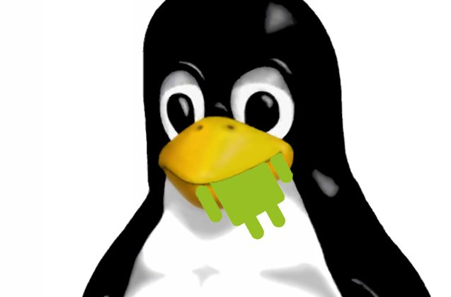 Linux 3.3 eats Android