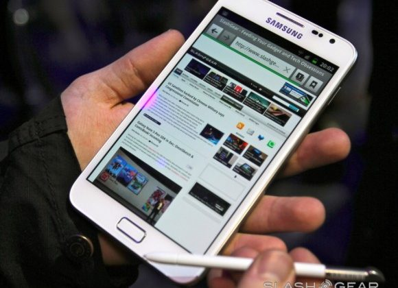 Samsung Galaxy Note ICS upgrade pushed to Q2 with added apps