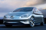 Infiniti LE concept breaks cover in New York