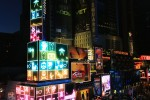 Nokia Lumia 900 Launches In Times Square - Atmosphere