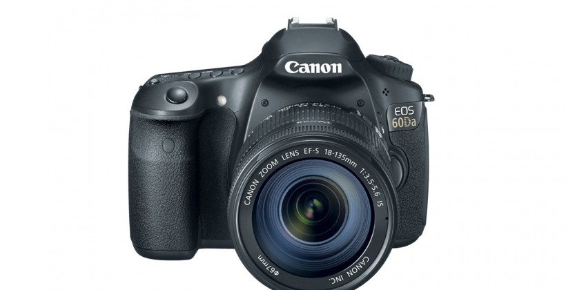 Canon EOS 60Da aims for the stars