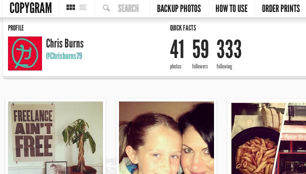 Three easy ways to save your Instagram photos to desktop