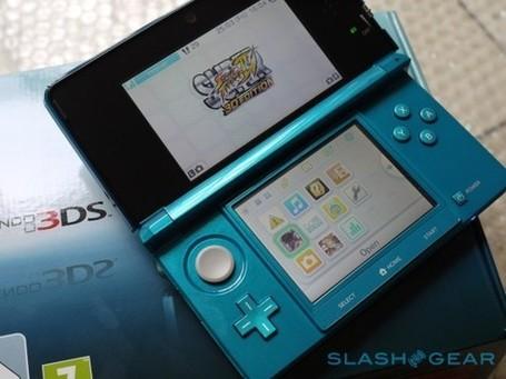 Nintendo 3DS firmware update to add folders