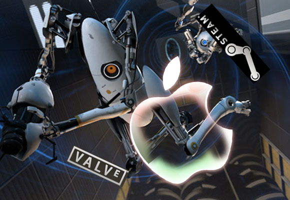 Apple + Valve = OS X Gaming Push