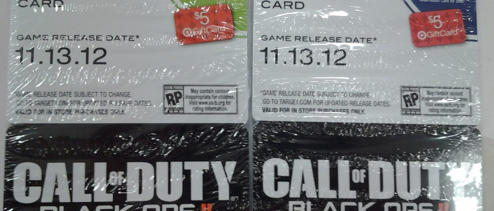 Call of Duty: Black Ops 2 confirmed by Target, coming November 13