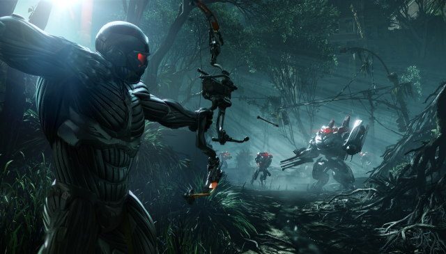 Crysis 3 official: due Spring 2013