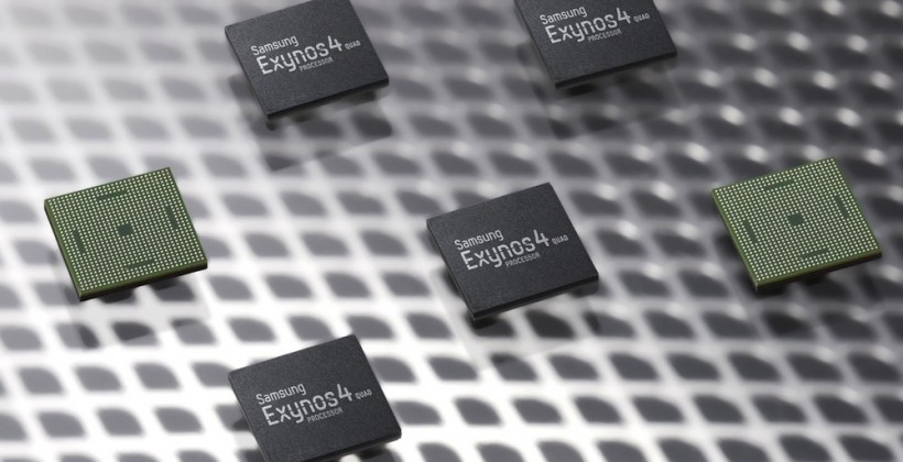 Samsung Exynos 4 Quad confirmed for Galaxy S3