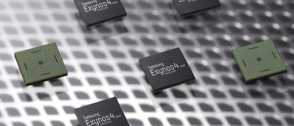 Samsung Exynos 4 Quad confirmed for Galaxy S3