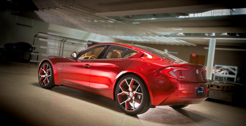 Fisker Atlantic EV officially revealed