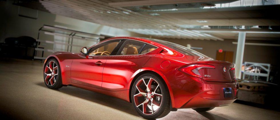 Fisker Atlantic EV officially revealed