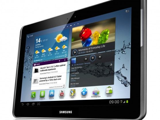 Samsung Galaxy Tab 2 launch re-set for end of April