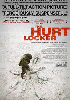 Hurt Locker returns to pain over 2500 pirates
