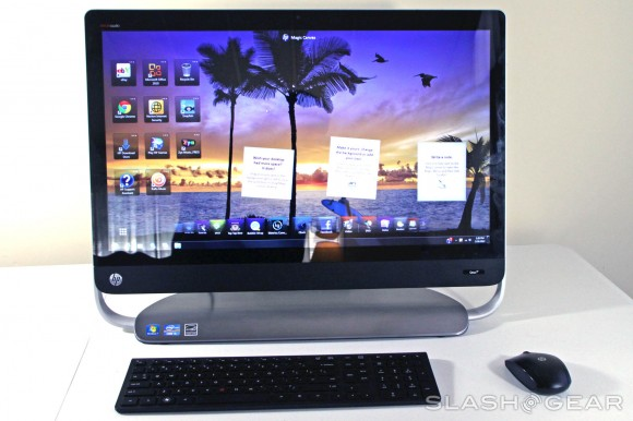 HP Omni 27 coming with Ivy Bridge option