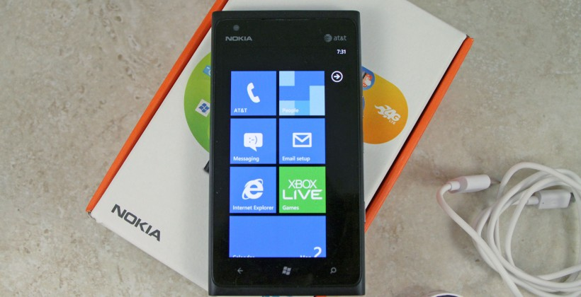 Nokia Lumia 900 review