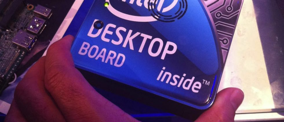Intel Next Unit of Computing packs palm-sized power